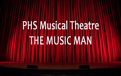 Links to the musical's name THE MUSIC MAN