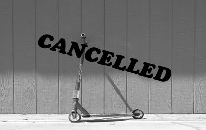 scooter421x266CANCELLED