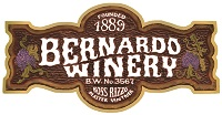 Bernardo winery logo small