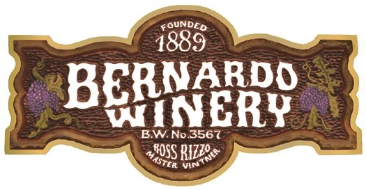 Bernardo winery logo