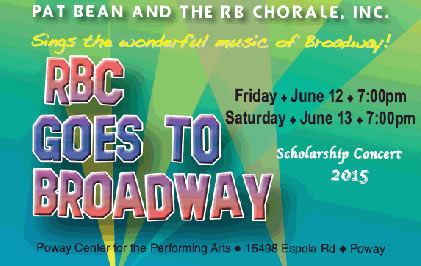 RBC Goes to Broadway